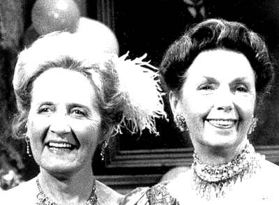 The Waltons The Baldwin Sisters